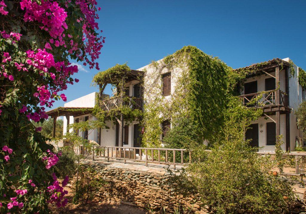 cretan hospitality double apartments agia pelagia crete greece ambelos apartments nature peacefulness