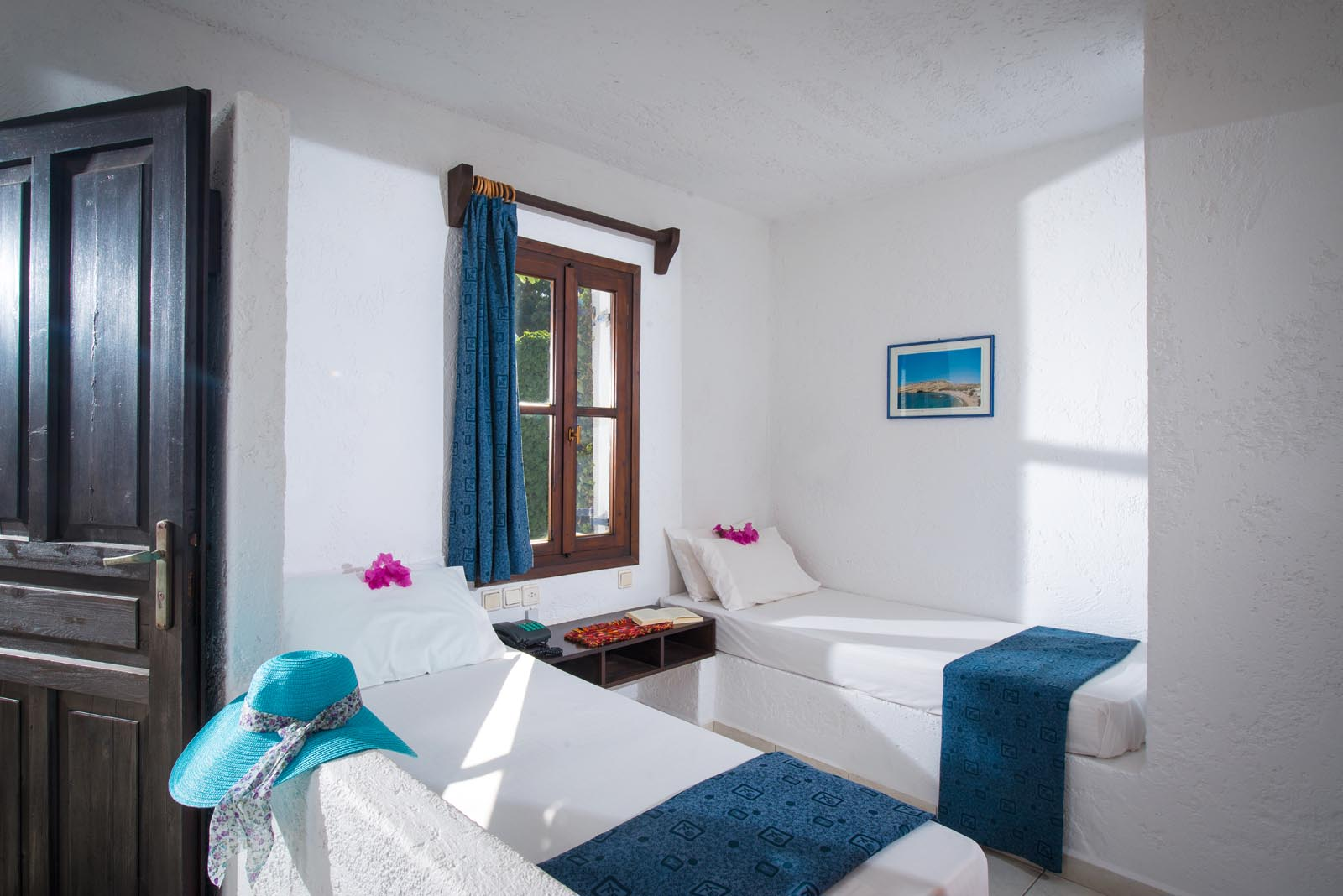 twin studios ambelos apartments nature peacefulness cretan hospitality agia pelagia crete greece